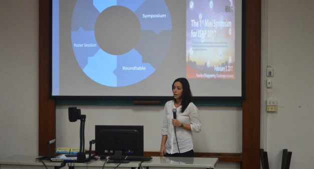 """How to Give Effective Presentations at a Conference"" @Bangkok, Thailand"