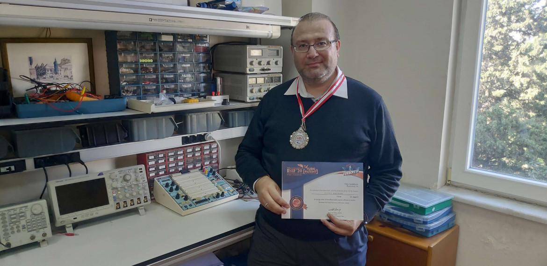 Patent Ödülü aldık